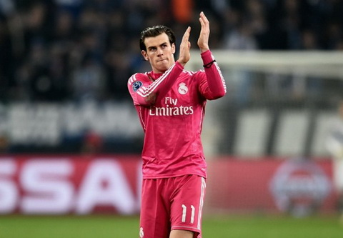 Cristiano Ronaldo lai phai nong mat vi doi tac Gareth Bale hinh anh