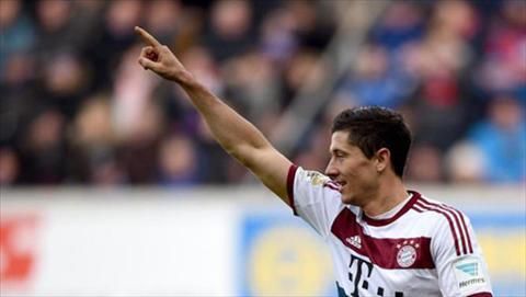 Video ban thang Paderborn 0-6 Bayern Munich (Vong 22 Bundesliga 2014-2015) hinh anh