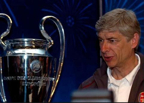 Arsenal vo dich C1Champions League Giac mo qua xa voi hinh anh