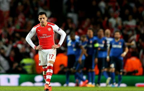 Video ban thang Arsenal 1-3 Monaco (Luot di vong 18 Champions League 2014-2015) hinh anh