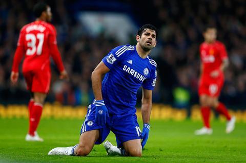 TIET LO Diego Costa suyt dau quan cho Liverpool hinh anh