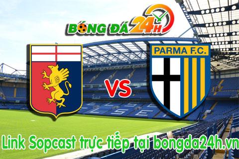 Link sopcast Genoa vs Parma (21h00-0103) hinh anh