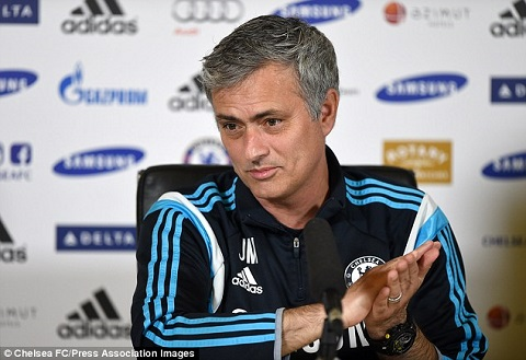 Mourinho tiet lo ly do  tung phu Tottenham hinh anh