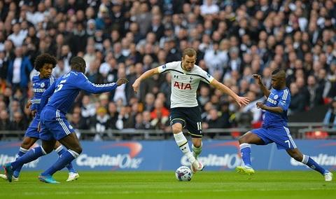 Truc tiep bong da Chelsea vs Tottenham chung ket Cup Lien doan Anh hinh anh 3