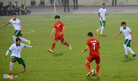 Bau Duc khong tin lua Cong Phuong HAGL bi co lap o U23 Viet Nam hinh anh
