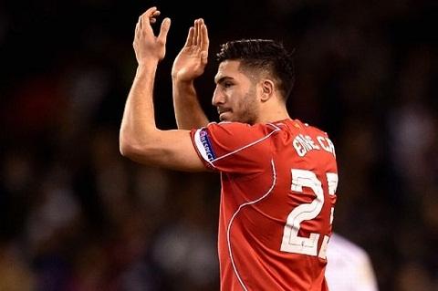Emre Can cua Liverpool se tro thanh thu linh moi tai Anfield hinh anh