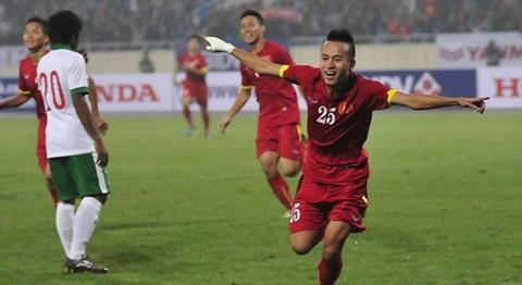Noi lo U23 Viet Nam Choi te van thang, da do ghi ban hinh anh
