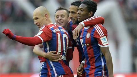 Bayern vs Shakhtar hinh anh