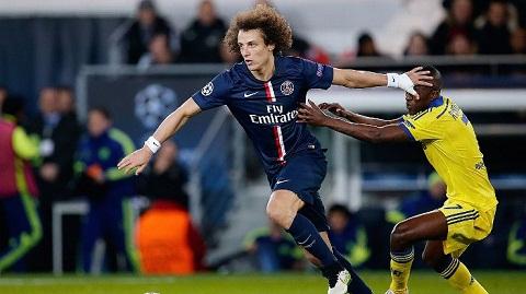 Truoc them tran Chelsea vs PSG Chiec chia khoa David Luiz hinh anh