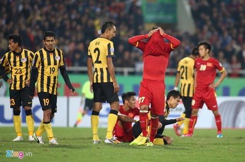 BXH FIFA thang 32015 DT Viet Nam mat vi tri so 1 khu vuc hinh anh