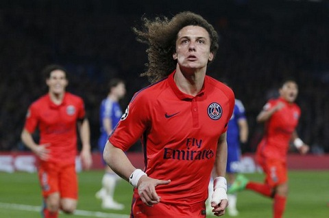 Du am tran Chelsea vs PSG David Luiz toa sang hinh anh 2