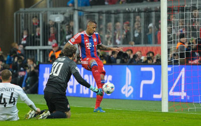 Video ban thang Bayern 7-0 Shakhtar (Luot ve vong 18 Champions League 20142015) hinh anh