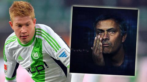 Chelsea ban De Bruyne Nuoc co dai cua Mourinho hinh anh