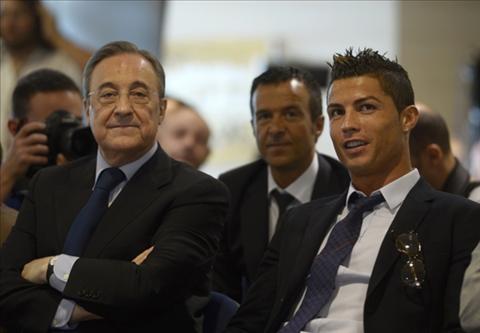 Ronaldo cua Real hinh anh