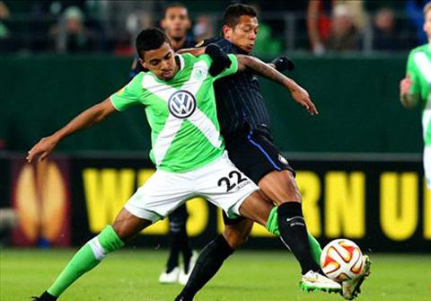 Video ban thang Wolfsburg vs Inter Milan (3-1 vong 18 Europa League) hinh anh