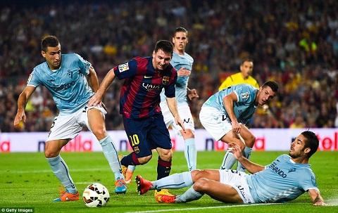 Eibar vs Barcelona hinh anh