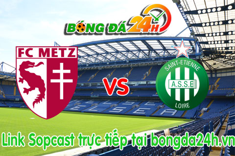 Metz vs Saint Etienne hinh anh