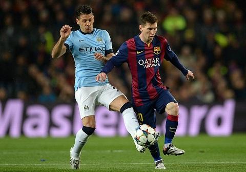 Messi toa sang hinh anh