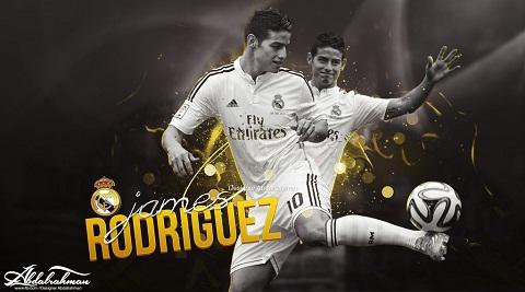 Real bi Villarreal cam hoa Trong noi nho James Rodriguez hinh anh 2