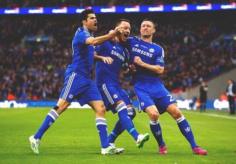 Truc tiep bong da Chelsea vs Tottenham chung ket Cup Lien doan Anh hinh anh 2
