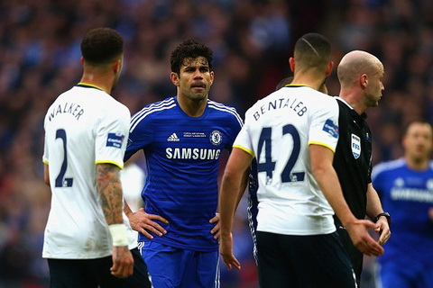 Video ban thang Chelsea 2–0 Tottenham (Chung ket cup Lien doan Anh 2014-2015) hinh anh