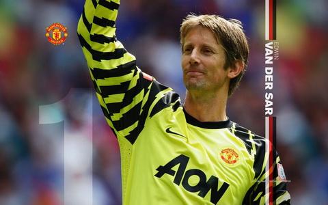 Van der Sar mong Man Utd thua tran chung ket Europa League hinh anh