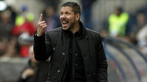 Diego Simeone noi gi khi Atletico bi loai khoi Champions League hinh anh