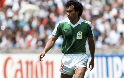 Kết quả hình ảnh cho Tiểu sử về Hugo Sanchez