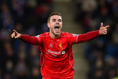 Henderson cua Liverpool hinh anh