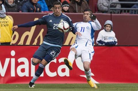 Video ban thang El Salvador 0-2 Argentina (Giao huu quoc te) hinh anh