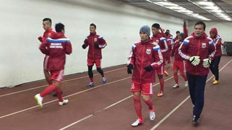 Binh Duong tai AFC Champions League hinh anh