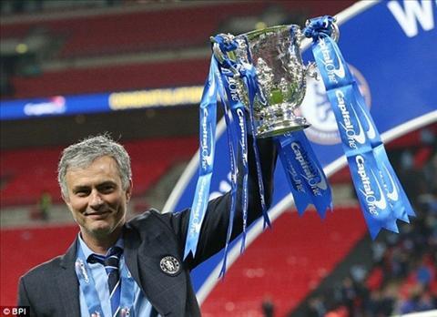 Thong ke Cu 35 tran, Mourinho lai gianh 1 danh hieu hinh anh