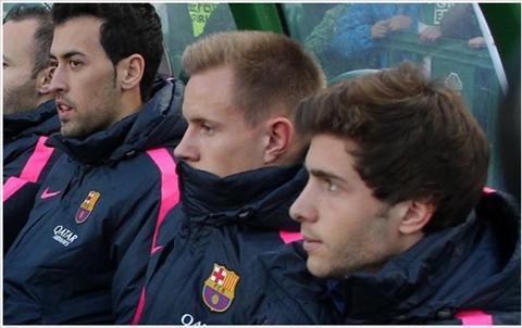 """Them mot tai nang tre """"doa"""" roi Barca"""