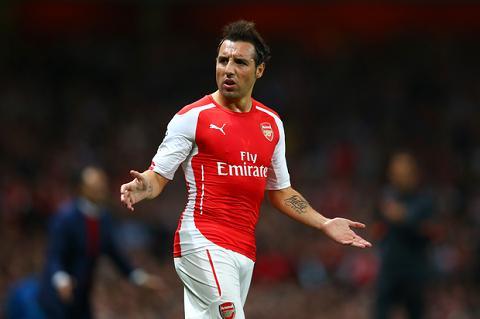 Arsenal se sai lam neu ban Cazorla trong ky chuyen nhuong mua he hinh anh