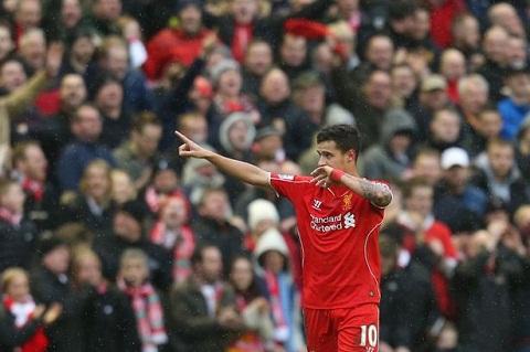 Coutinho la nhan to giup Liverpool hoi sinh manh me hinh anh