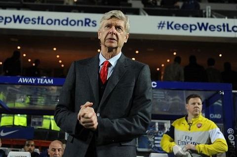 HLV Wenger lo lang ve kha nang Arsenal lot vao Top 4 hinh anh