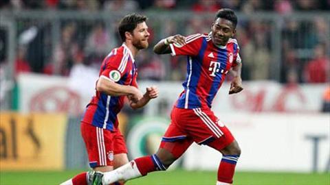 Video ban thang Bayern Munich 2-0 Braunschweig Vong 18 cup Quoc gia Duc hinh anh