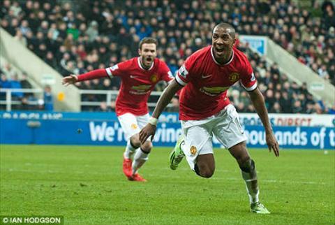 Video ban thang Newcastle 0-1 M.U (Vong 28 Ngoai hang Anh 2014-2015) hinh anh