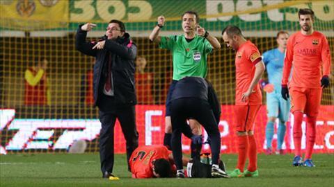 Villarreal vs Barca hinh anh