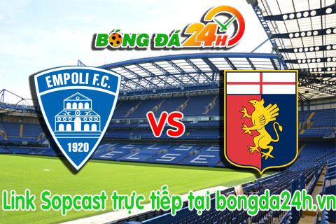 Link sopcast Empoli vs Genoa (21h00-0803) hinh anh