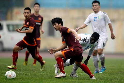 Olympic Viet Nam 3-1 Ha Noi T&T hinh anh