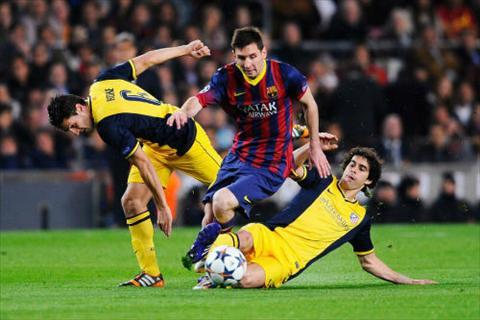 Kham pha bi mat giup Messi re bong tuyet dinh hinh anh