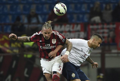 AC Milan vs Verona hinh anh