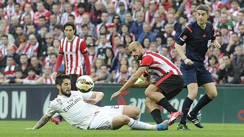 Athletic Bilbao vs Real Madrid hinh anh