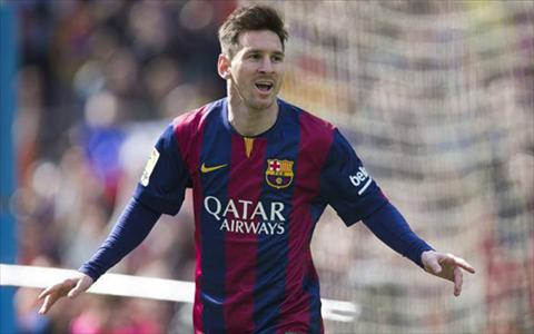 Ky luc cua Messi hinh anh