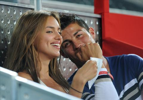 Irina Shayk Ronaldo khong phai la dan ong hinh anh