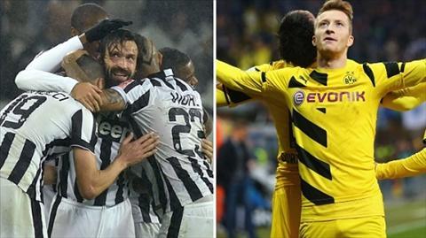 Andrea Pirlo bi dan em Dortmund coi thuong hinh anh