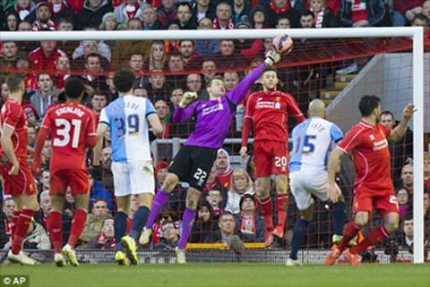 Video ban thang Liverpool vs Blackburn (0-0, tu ket cup FA 2014-2015) hinh anh