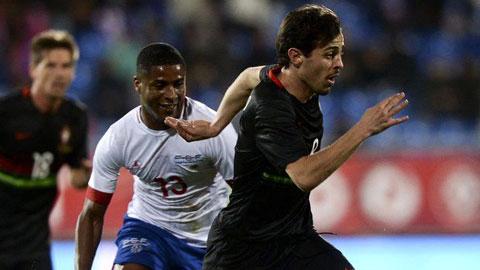 Bo Dao Nha 0-2 Cape Verde That bai kho tin trong ngay vang sieu sao Ronaldo hinh anh