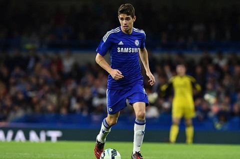 Chelsea chuan bi day Oscar sang Juventus hinh anh